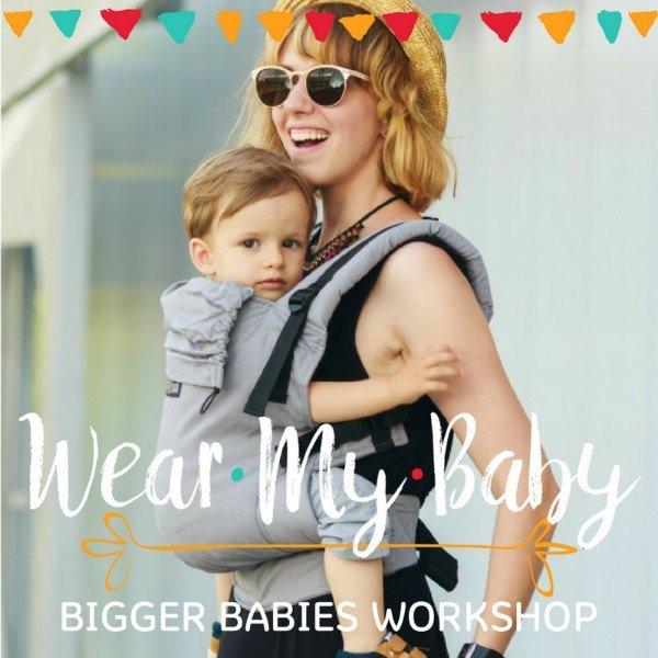 babywearing advice workshop london
