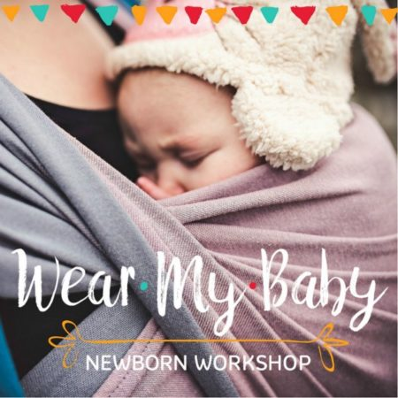 babywearing advice workshop london