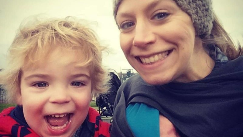 Blog - Top tips for babywearing in cold weather
