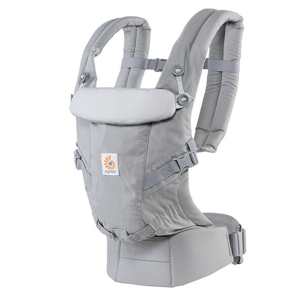 Ergobaby Adapt - Pearl Grey - Copy