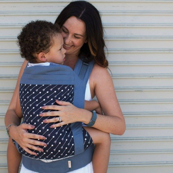 toddler beco arrows carrier product image close up london uk free postage ergonomic backpack