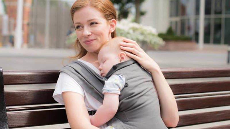 Blog - izmi baby carrier - review