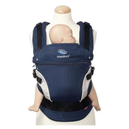 Manduca navy baby carrier uk free delivery black
