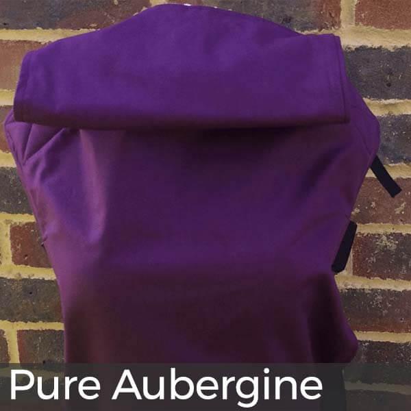 Pure Aubergine