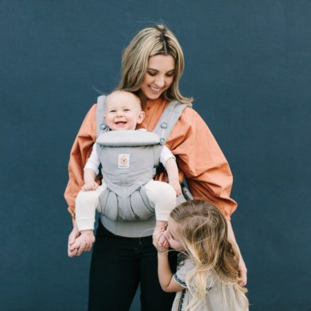 ergobaby carrier no insert