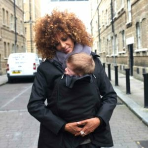 babywearing jacket uk