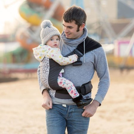 scootababy baby toddler easy hip side carrier uk discount sale Dandelions