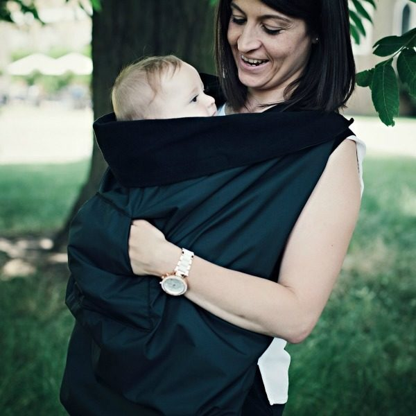 waterprood baby carrier cover