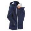 mamalila softshell babywearing jacket coat uk free delivery discount code uk navy ice grey