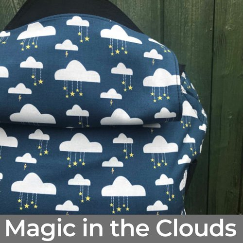 Magic in the Clouds ergonomic sling integra baby carrier uk discount code