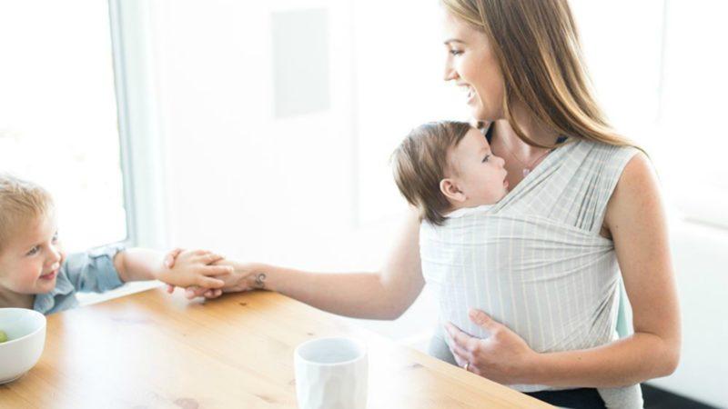 ergobaby newborn baby wrap sling
