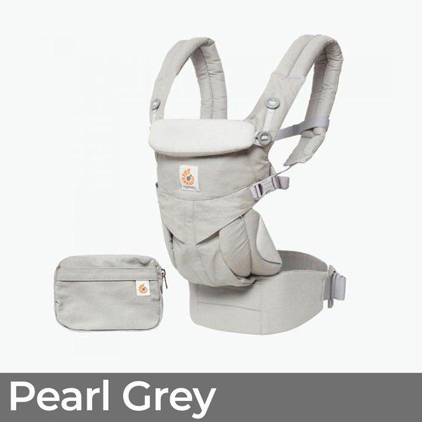 ergobaby ergo baby newborn ergonomic baby carrier uk discount code pearl grey