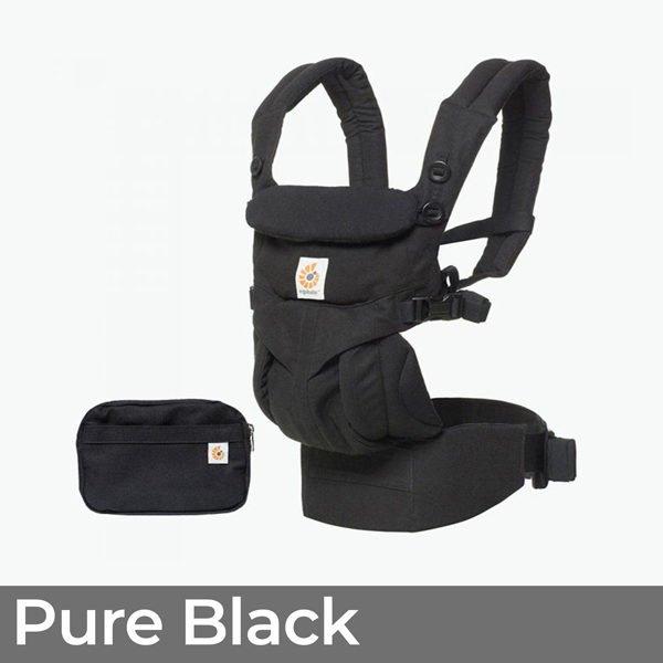ergobaby ergo baby newborn ergonomic baby carrier uk discount code pure black