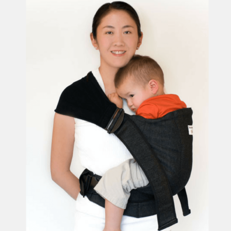 scootababy hip carrier black uk free delivery ergonomic