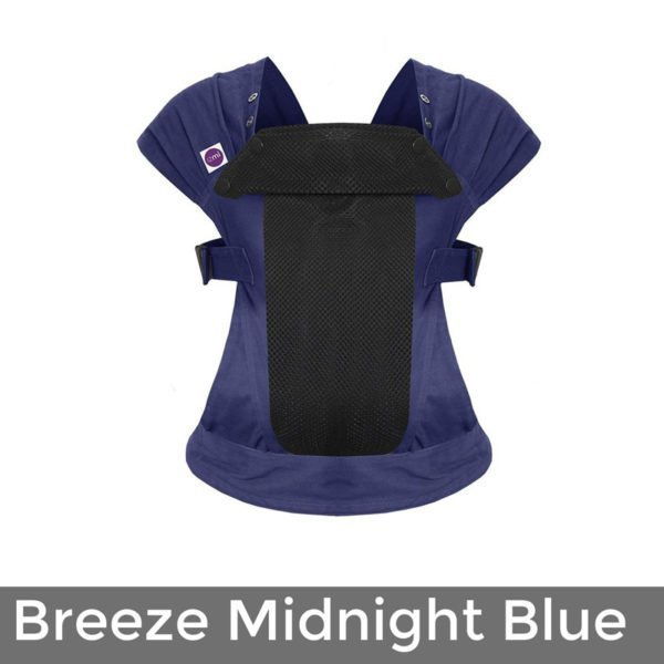 Izmi toddler carrier breeze midnight blue free delivery uk london
