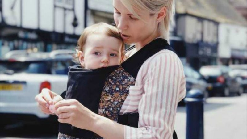 523bb273984 Connecta Baby Carrier Review