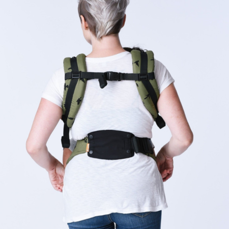 tula baby carrier lumbar back support cushion pad uk free delivery