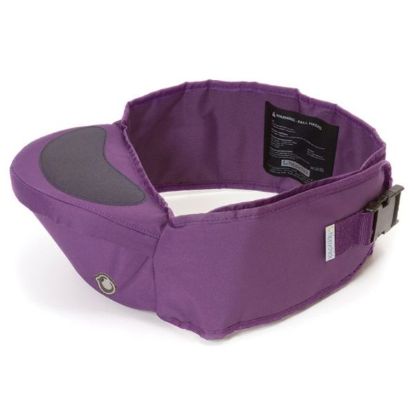 hippychick hip seat carrier toddler carrier uk free delivery discount code purple close up