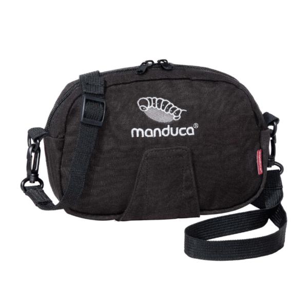 manduca hip bag carry pouch accessory black