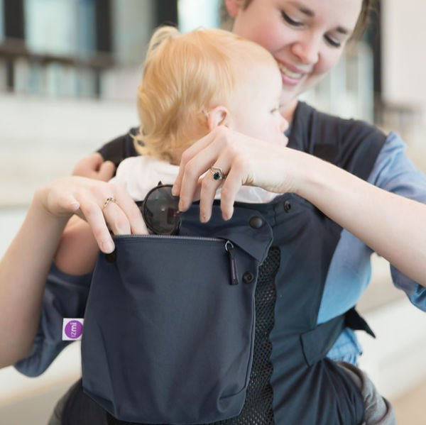 izmi baby carrier pocket accessory free delivery uk