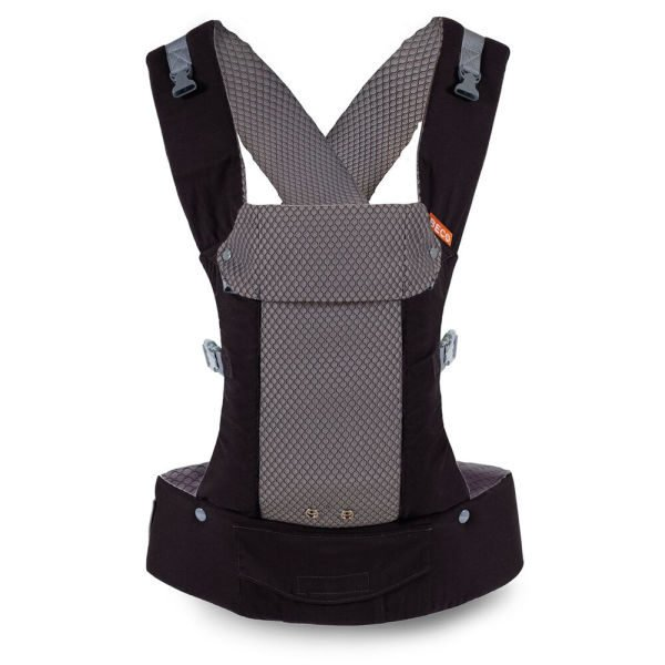 beco cool gemini carrier air mesh ergonomic baby carrier summer uk discount code black with grey mesh