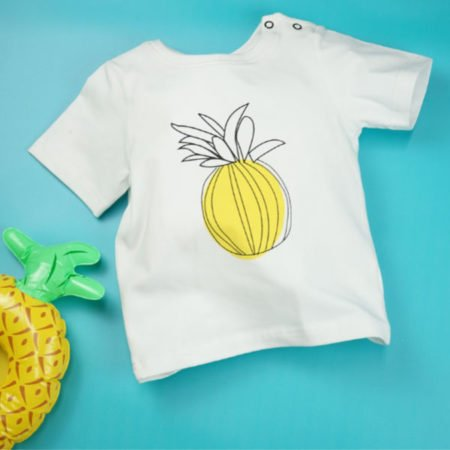 blade and rose baby toddler summer shorts t-shirt uk free delivery discount code tropical pineapple