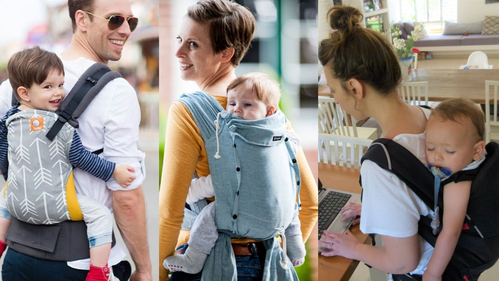 Best baby carriers to keep your little