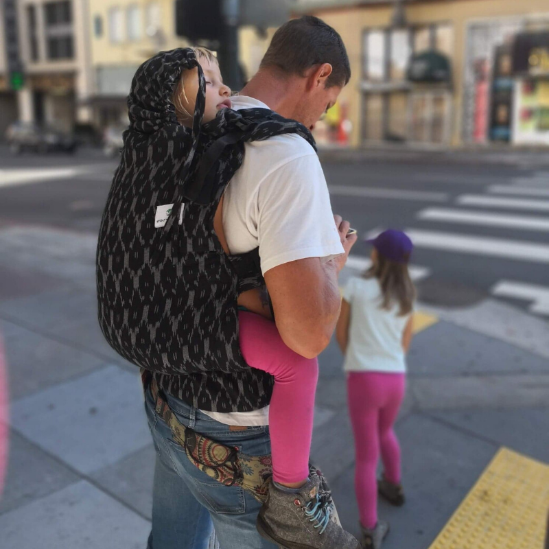Toddler and Big Kid Carriers