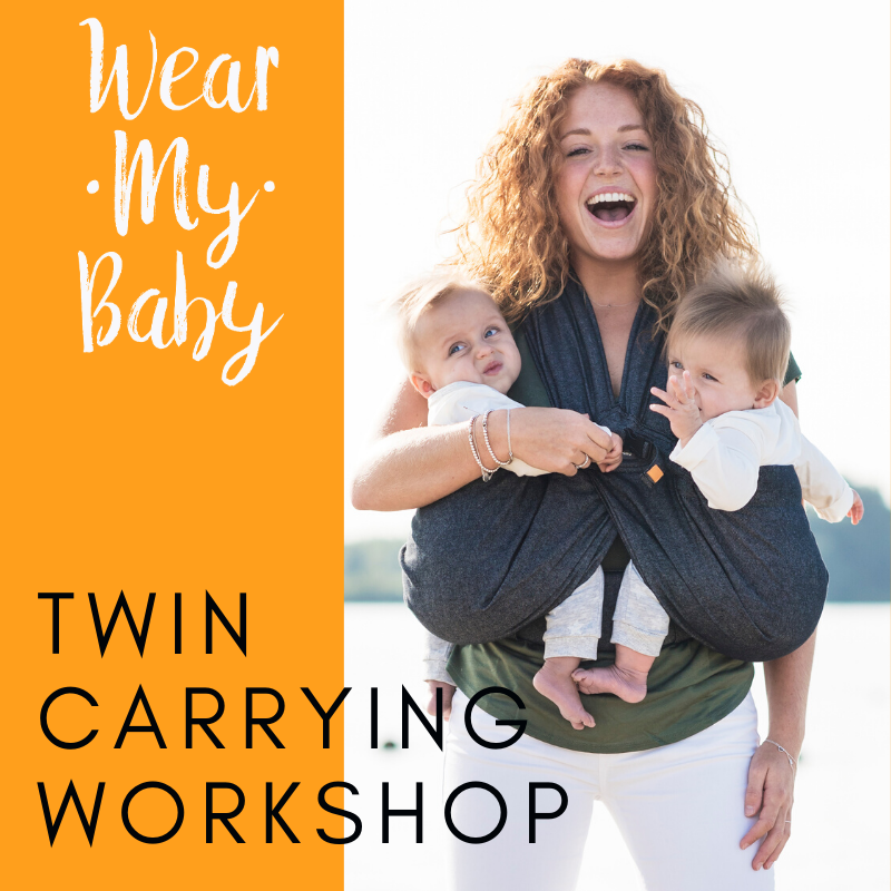 twin carrying workshop