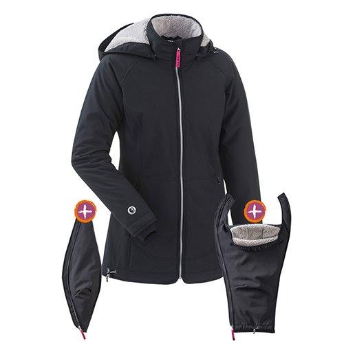 Mamalila winter babywearing jacket allweather review uk