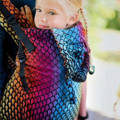 Carrying Toddlers & Bigger Kids