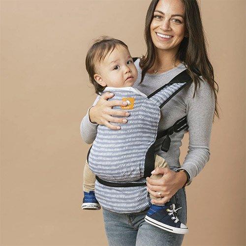 Tula Lite new ergonomic baby carrier hip pouch lightweight uk stockist