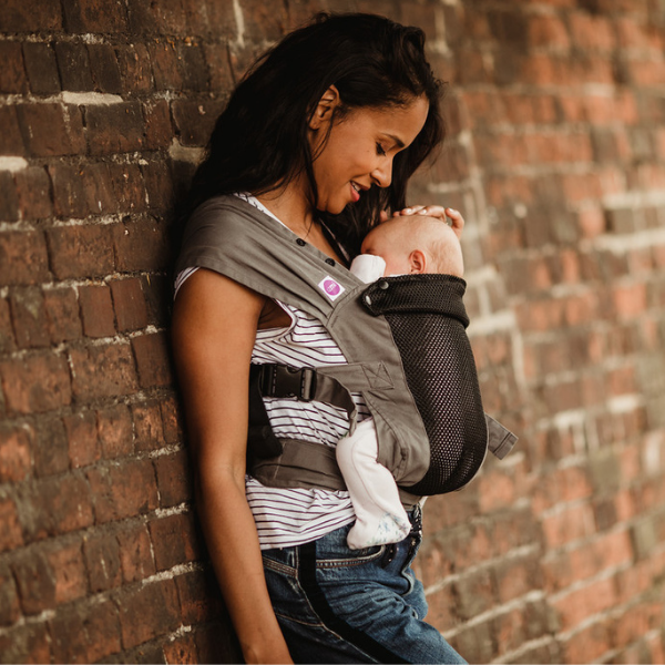 Cool Baby Carriers for Summer