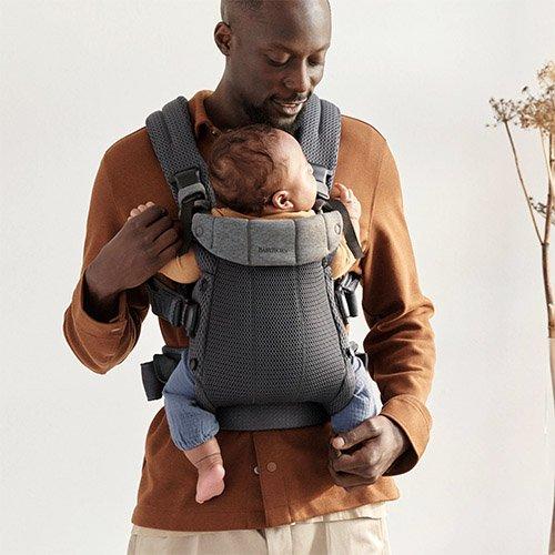 BabyBjorn Baby Carrier Harmony ergonomic mesh sling