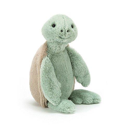 Jellycat Bashful Turtle soft cuddly toy baby newborn gift