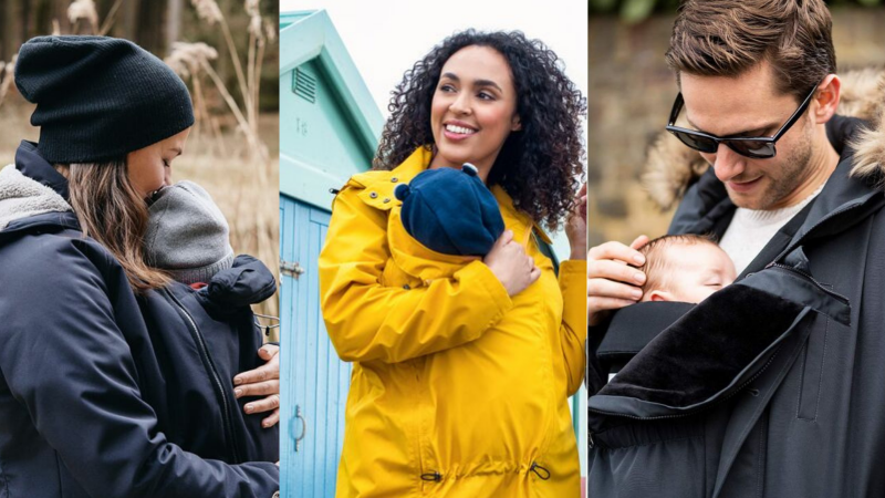 what is the best babywearing coat or jacket